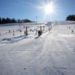 Svah Snowpark Lučivná